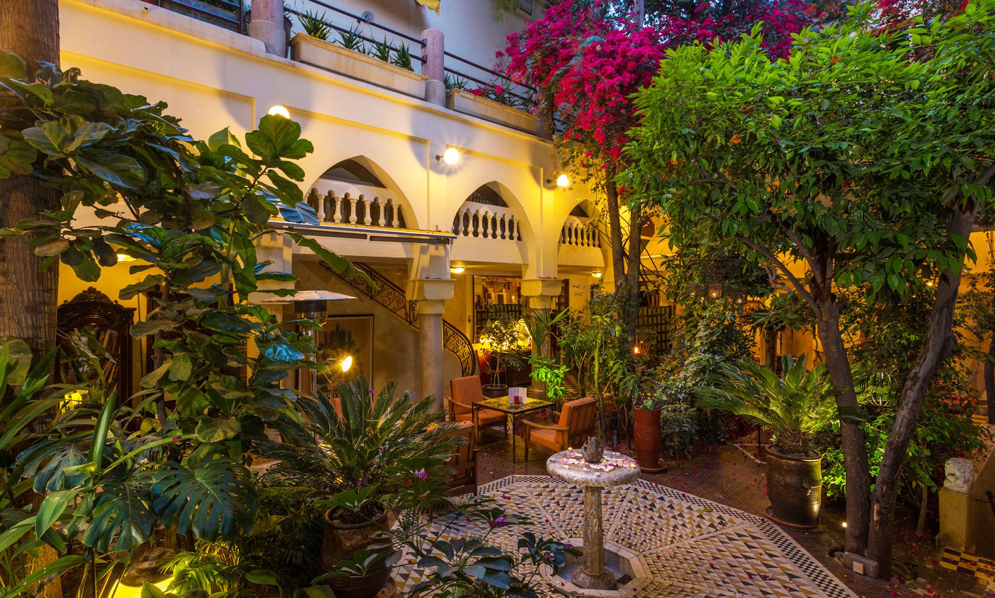 Riad Malika - Hotel Riad Marrakech